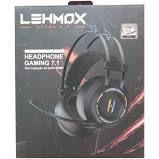 HEADSET LEHMOX 7,1 GT-F1