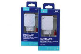 CARREGADOR INOVA 3.1CAR-9015 TYPE C