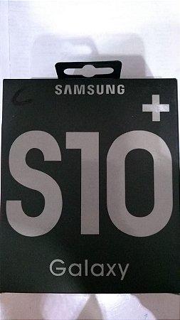 CARREGADOR SAMSUNG S10+ TYPE C