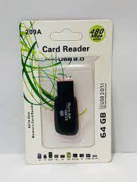 CARD READER 64GB 209A