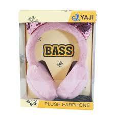 EARPHONE PLUSH BASS