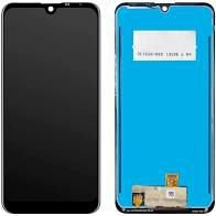 TELA FRONTAL LG K40S INCELL METAL