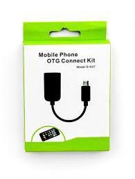 MOBILE IPHONE OTG CONNECT KIT (MODEL:S-K07)