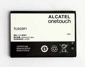BATERIA ALCATEL ORIGINAL TLI020F1