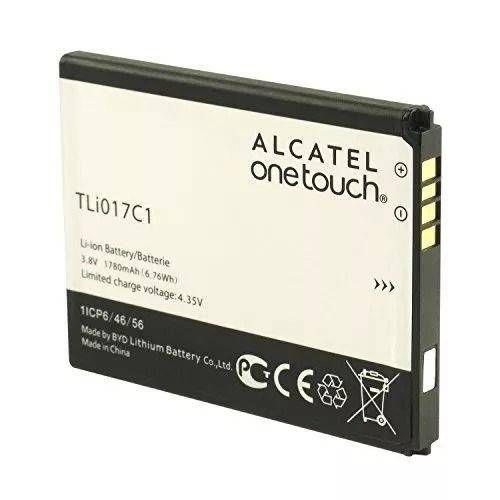 BATERIA ALCATEL ORIGINAL TLI017C1