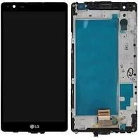 TELA FRONTAL LG X POWER K220 PRIMEIRA LINHA PRETO