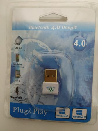 ADAPTADOR USB DONGLE 4.0 PLUG E PLAY