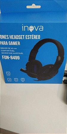 HEADSET GAMER FON-8499