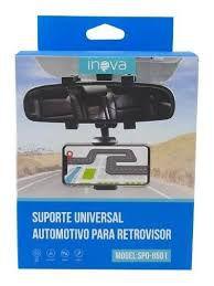 SUPORTE UNIVERSAL AUTOMOTIVO PARA RETROVISOR SPO-8501