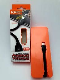 CABO KAIDI 2.4A KD-69 A,  IPHONE