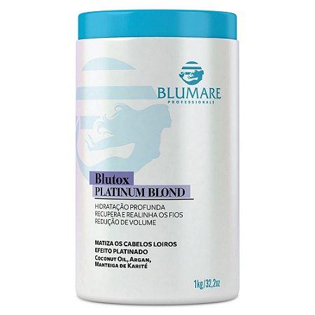 Redutor de Volume Platinum Blond Blumare Pro 1kg