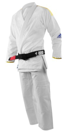 Kimono Adidas Response Branco