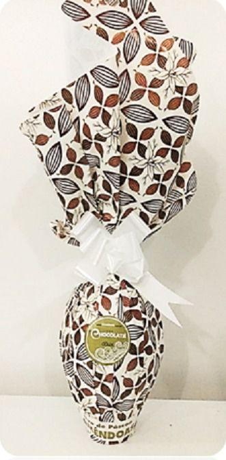 Ovo Amêndoas Crocante 500g - Produto disponível apenas para entrega via Motoboy ou retirada na loja