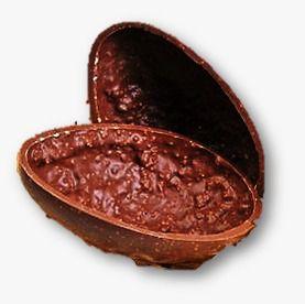 Ovo Ao Leite Crocante 500g - Produto disponível apenas para entrega via Motoboy ou retirada na loja
