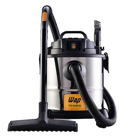 Aspirador de Pó WAP GTW Inox 20 1600W - 220V/60Hz