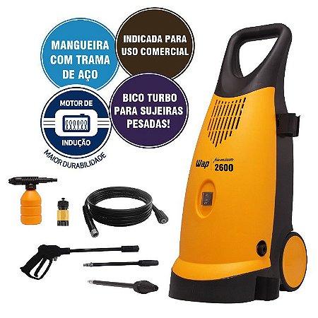 Lavadora de Alta Pressão Wap Premium 2600 220V/60Hz