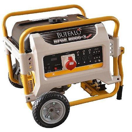 Gerador de Energia Elétrica Buffalo BFGE 8000 Master 220V/60Hz Trifásico