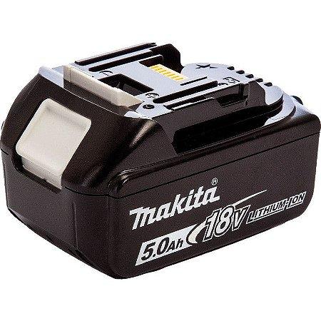 Bateria de Íons de Lítio Makita BL1850 - 18V/5,0AH