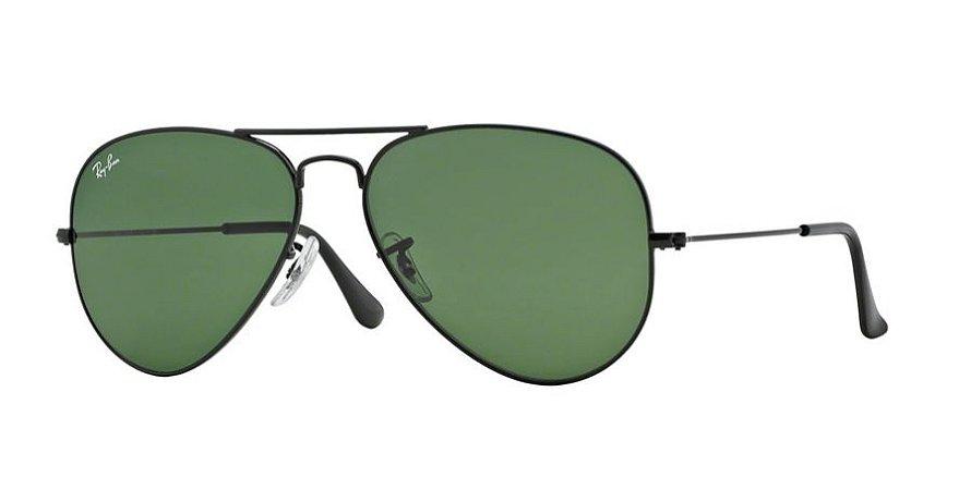 Óculos de Sol Ray-ban Aviator - Aviador - Piloto - Large Metal Clássico - 52a0a1d0d3