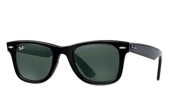 Óculos de Sol Ray-ban Wayfarer Clássico - Classic - Lentes G-15 ... 2c9ecec47f