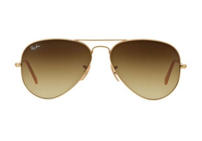 d0309b052b5 Óculos de Sol Ray-ban Aviador - Aviator - Large Metal - Piloto - Dourado