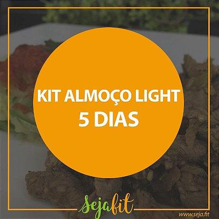 KIT Almoço Ligth 5 dias