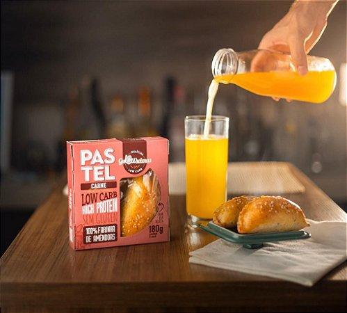Pastel Low Carb High Protein de Carne