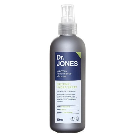 Hidratante Corporal Dr. Jones - Isotonic Hidra Spray