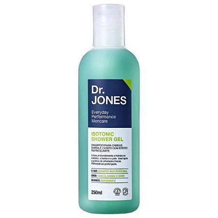 Shampoo para Cabelo, Barba e Corpo Dr. Jones - Isotonic Shower Gel