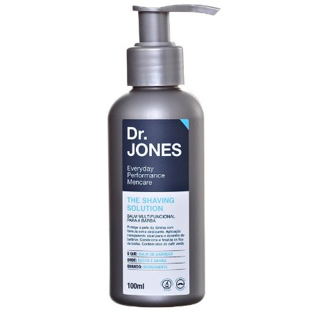 Balm Multifuncional Dr. Jones - The Shaving Solution