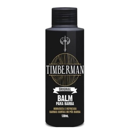 Balm Multifuncional para Barba – Timberman