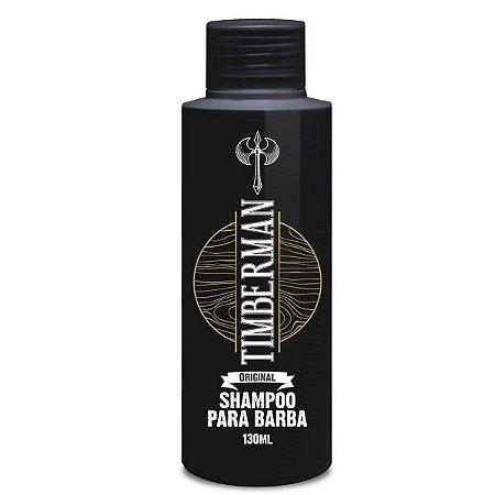 Shampoo para Barba Timberman