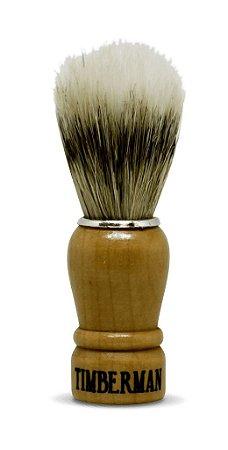 Pincel para Barbear Timberman
