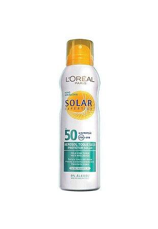 Bloqueador Solar FPS 50 –  Aerosol L'Oréal