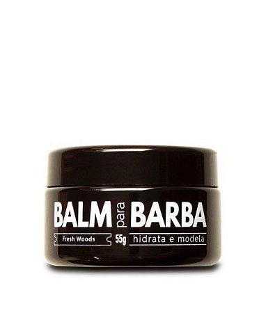 Balm Para Barba Fresh Woods - Barba Brava