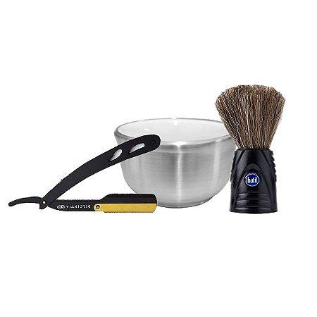 Kit para Barbear Clássico