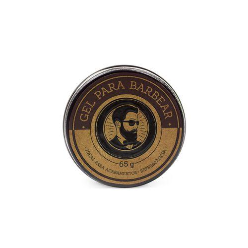 Gel Barbear Barba de Respeito - 65 G