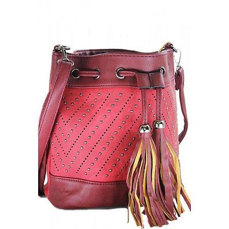 Bolsa Saco - Vermelha