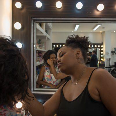 Aula de Auto Maquiagem VIP  - Back to Basics