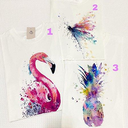 Tshirts Aquarela
