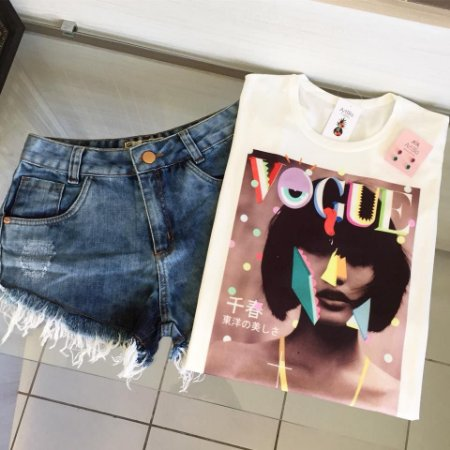 tshirt Vogue