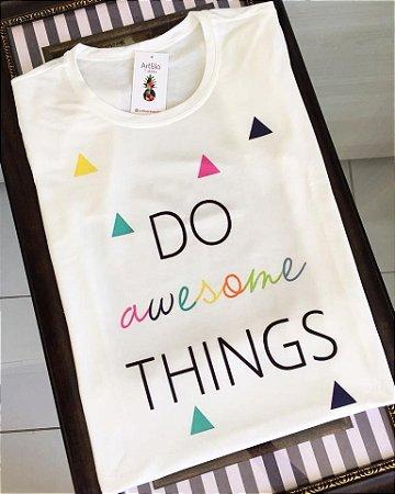 Tshirt Do Awesome
