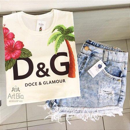 Tshirt  D&G