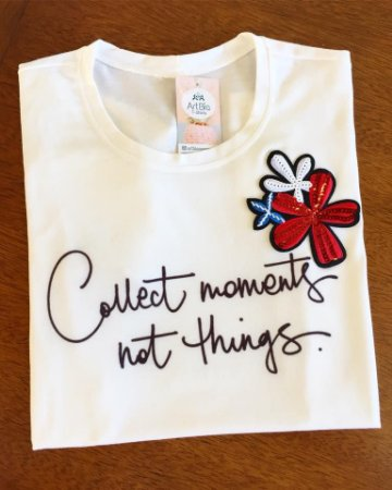 Tshirt Collect moments...