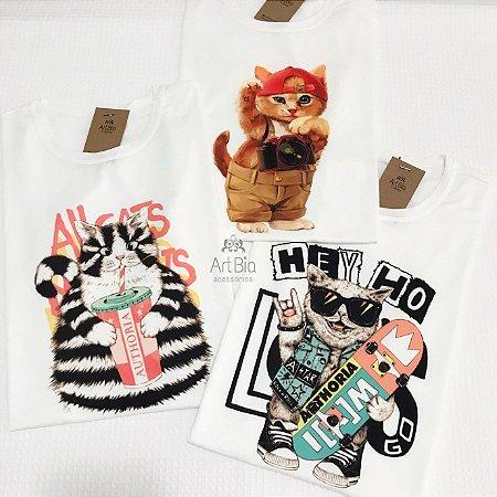 Tshirt I Love Cats