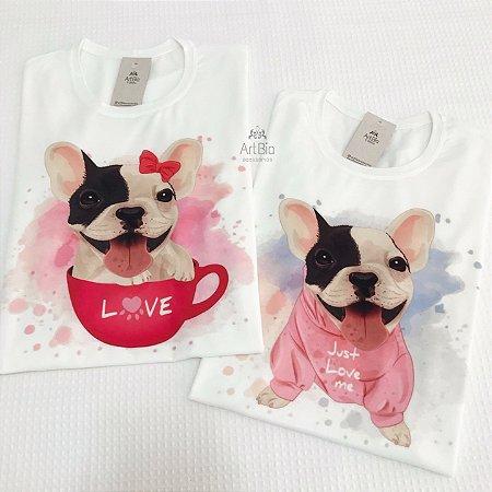 Tshirt Love Pets