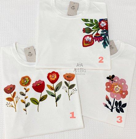 Tshirt Flores