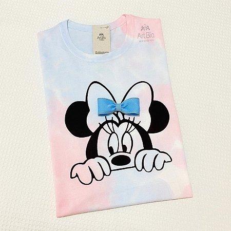 Tshirt Minnie Tie Dye