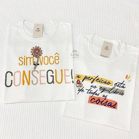 Tshirt Frases Pedrarias