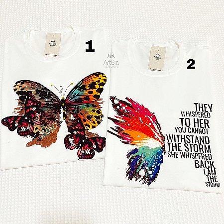 Tshirt butterfly